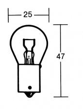 Blinkerbirne 21 Watt