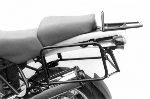 Hepco & Becker luggage rack, black, BMW R 1100 / 850 GS