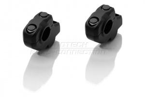 Lenkerverlegung für R 1100 und 1150 GS, schwarz