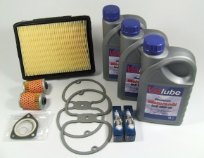 Maintenance package BMW 2 valve 15.000km with oil cooler
