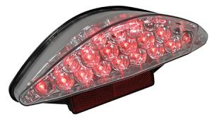 LED Rücklicht für F 650 und R 1200 GS