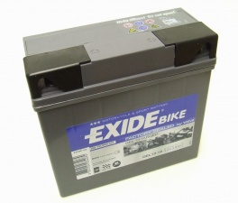 batterie gel 519901 exide. Black Bedroom Furniture Sets. Home Design Ideas