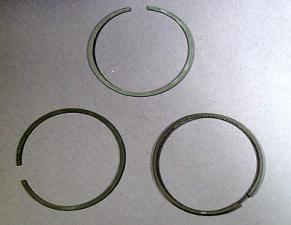 Kolbenringsatz 1000 ccm für Nikasilzylinder