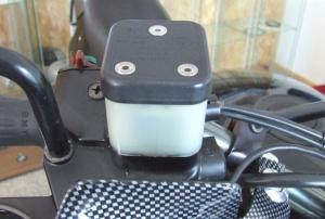 Befestigungsschrauben VA für Deckel Bremsflüssigkeitsbehälter ab Bj.91