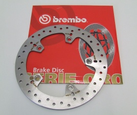 Bremsscheibe BREMBO hinten für BMW R 1200 GS, F 800 GS