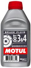 MOTUL DOT 3 & 4 BRAKE FLUID / 0,5 Liter