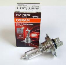 OSRAM Night Breaker H7 12V55W