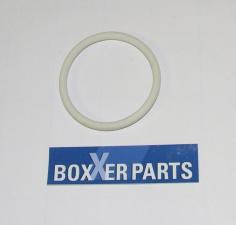 O-Ring Ölfilterdeckel weiß für BMW 2V Boxer Modelle