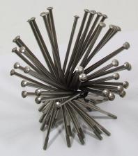 1 Stück VA-Speiche poliert 18 Vorderrad