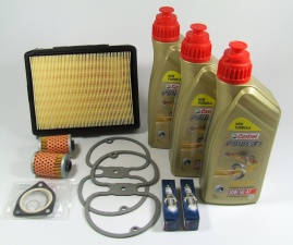 Maintenance package BMW 2 valve 15.000km Castrol without oil cooler