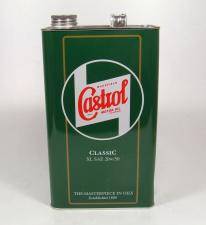 Castrol CLASSIC XL MOTOR OIL SAE 20W-50 / 5 Liter