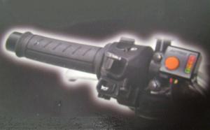 Daytona Heizgriff 12V für 22 mm (7/8Zoll ) Lenker offen