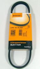 Polyriemen 4PK611 Elast Lichtmaschinenriemen für R 1200 GS