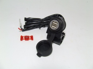 USB-Doppelsteckdose