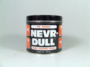 NEVR DULL metal high-gloss polishing wadding