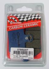 Brembo Carbon Ceramic vorn 07BB2207