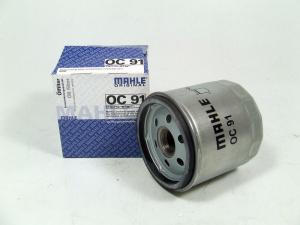 Ölfilter MAHLE OC 91