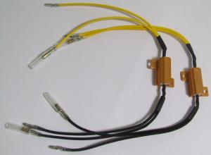 Widerstand für LED-Blinker bei originalen 21 Watt Blinkern