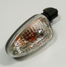 Blinker mit Blinkerhalter Klarglas vorn rechts/hinten links