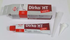 Dichtungsmasse Dirko HT rot 70 ml