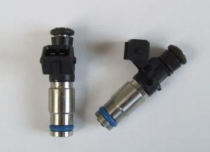 Einspritzventile BOSCH 2 St. mit Adapter