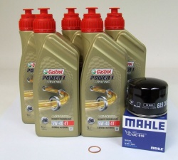 Wartungspaket BMW R 1200 GS/R/RS/RT LC (2013+) MAHLE