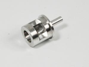 Getriebe Entlüftungsstutzen für alle 2V Boxer Getriebe ALU