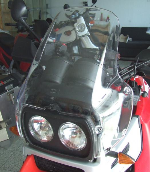 Boxxerparts Ersatzteile F 252 R Bmw Motorr 228 Der Windshield Clear F R 1100 Gs 44235