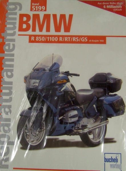 reparaturanleitung bmw r 1100 gs r rs rt ab 1993. Black Bedroom Furniture Sets. Home Design Ideas