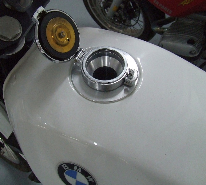 Tankdeckel Quot Monza Quot Classic Style Bmw Gs R Rs Rt