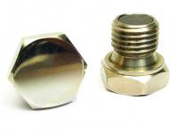 Ölablassschraube mit Magnet und Dichtring M18x1.5