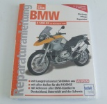 Repair manual BMW 1200 GS model years 2004-2009