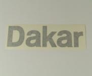 Decal R 80 G/S Paris Dakar fuel tank Dakar