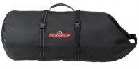 Gepäckrolle 60 l, schwarz, wasser-und staubdicht