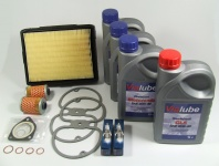 Maintenance package BMW 2 valve with oil cooler 25.000km