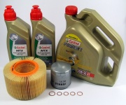 Maintenance package BMW R 1150/1100/850 GS 20.000km Castrol