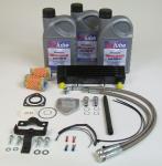 Oil cooler set standard BMW 2v boxer