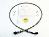 Stahlflex Bremsleitung für Einfachscheibe