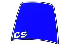 Aufkleber für Windabweiser, Verkleidung R 100 / 80 GS blau