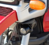 BMW R 1100 / 850 GS HELLA Micro DE H3 Fog/Driving lights