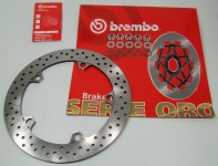 Brake disk BREMBO front with floaters R 1100 850 and 1150 1200 GS