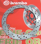 Brake disk BREMBO rear R 1100 850 and 1150 GS