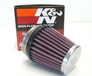 Sport air filter K&N for BING Carburetor 40