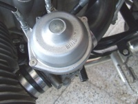 Stainless hexagon bolt set for cover carburetor