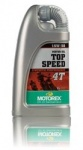 Motorex TOP SPEED 4T 15W-50 / 4 Liter