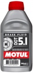 MOTUL DOT 5.1 BRAKE FLUID / 0,5 Liter