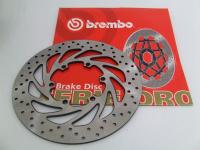Brembo Bremsscheibe 68B407G5 vorne für BMW F 650 und F 800 GS