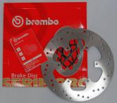 Brembo Bremsscheibe Oro 68B40781 hinten für BMW F 650