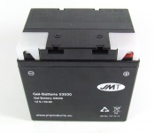 Gel battery standard for R60-R100