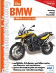 Repair Manual F 800 GS